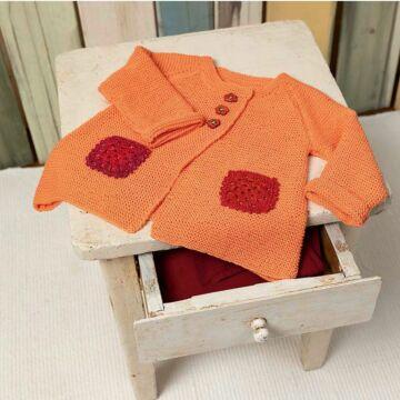 "Kinderjacke ""Baby Cotton"" LY98274"