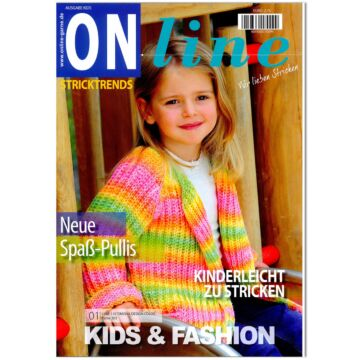 "Heft ""ONline Kids & Fashion"""