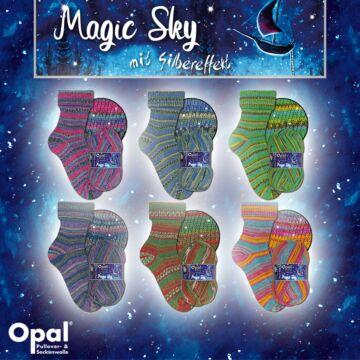 """Opal 4f. """"Magic Sky"""""""