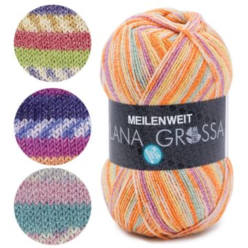 "Meilenweit ""Cotton Stretch Fantasy"""