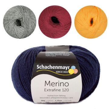 Merino Extrafine 120 Uni