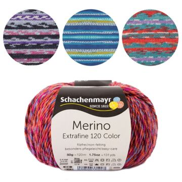Merino Extrafine 120 Color