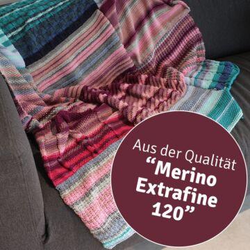"""Temperaturdecke """"Merino Extrafine 120"""" 759201C"""
