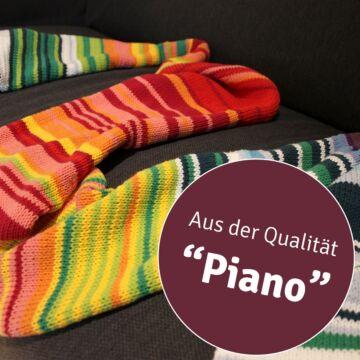 "Temperaturschal ""Piano"" 759199A"