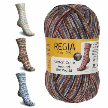 """Regia 4f. """"Cotton Color - Around the World"""""""