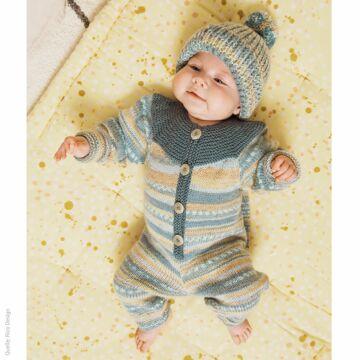 """Babyoverall """"Baby Dream"""" RI96108"""