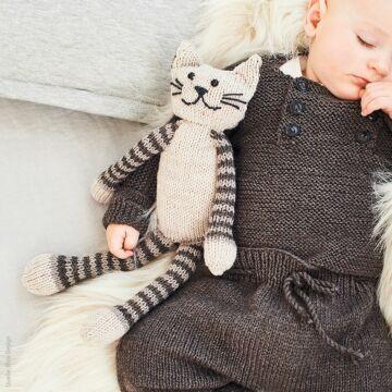 "Kuscheltier Katze ""Baby Classic"" RI96140"