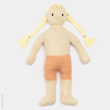 """Gestrickte Puppe """"Baby Dream"""" RI96176"""