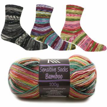 "Sensitive Socks ""Bamboo"""