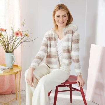"""Damenjacke """"Alpaca Couture"""" SM2088"""