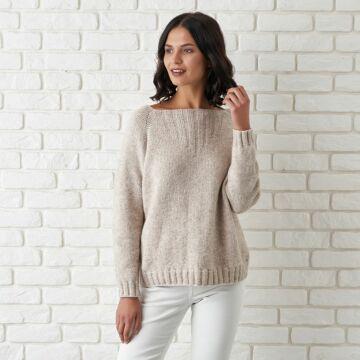 "Damenpullover ""Wool 4 future"" 761153"