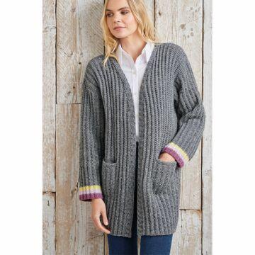 """Damenjacke """"Wool 4 future"""" SM2249"""