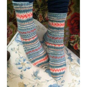"Socken ""Regia 4-fach Color"" SMR0258"
