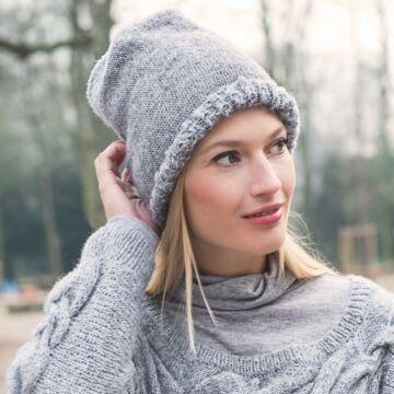 """Damenmütze """"Soft Mix"""" SMS9280"""
