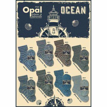 "800g Sparpaket ""Opal 4f. Ocean"""
