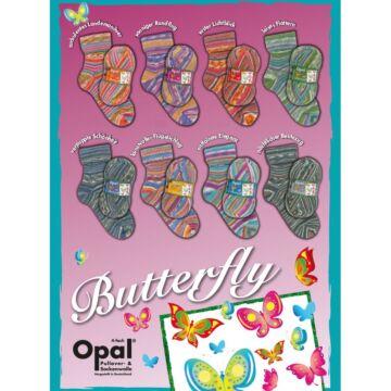 """Opal 4f. """"Butterfly"""""""