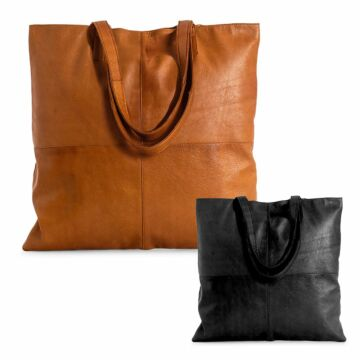 "Ledertasche ""Show large"""