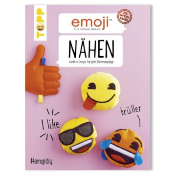 "Buch ""Emoji Nähen"""