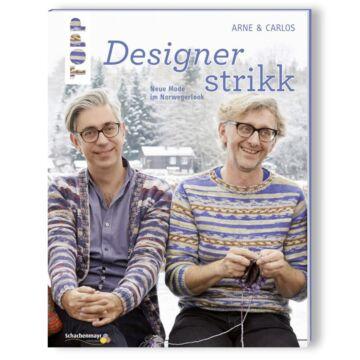"""Buch """"Designerstrikk"""""""