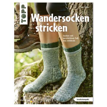 "Buch ""Wandersocken stricken"""