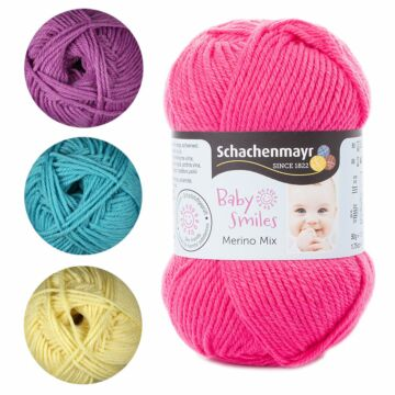 Baby Smiles Merino Mix