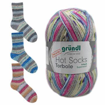 """Hot Socks 4f. """"Torbole"""""""