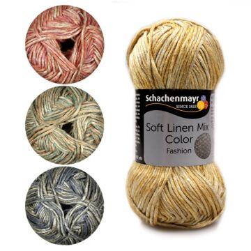 Soft Linen Mix