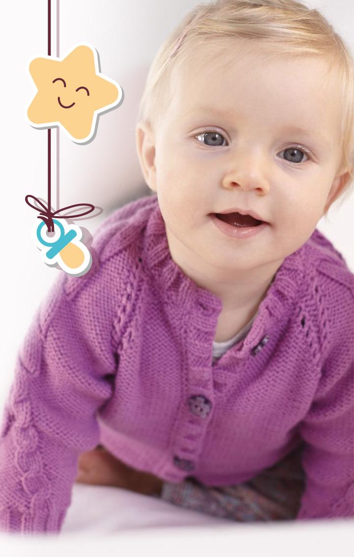Stricken & Häkeln fürs Baby